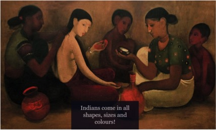 How Shyama and Krishna became 3 shades Fairer: a critical analysis of fair skin obsession in India