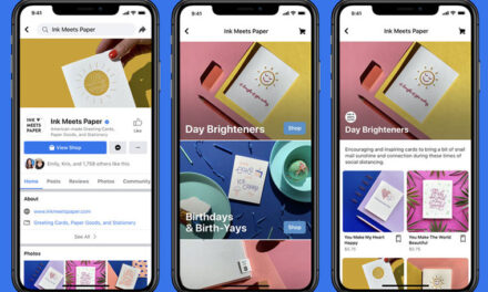 FB pushes into e-commerce with the Faceshop
