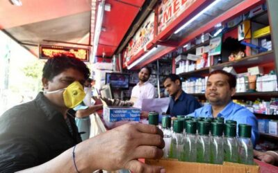 MHA does away with License to sell Sanitizers