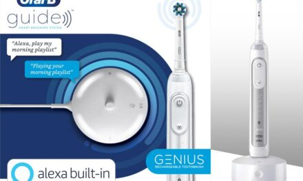 Oral – B Guide ushers Alexa to bathrooms