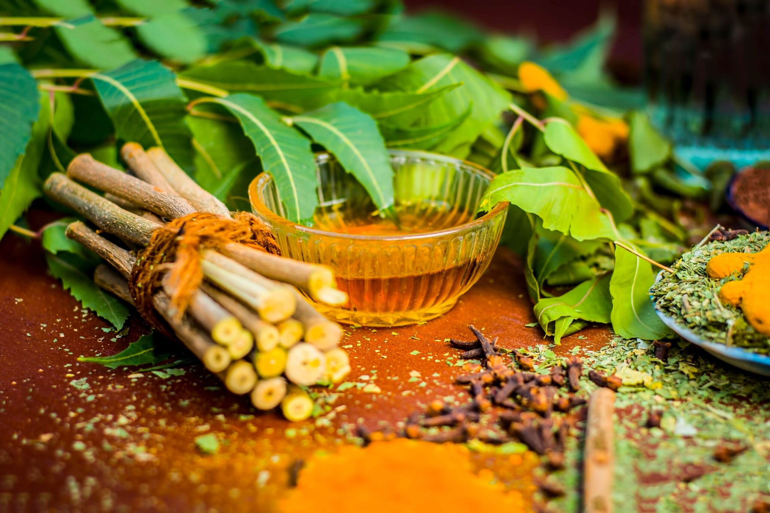 Ayurveda, or the True Scent of Naturality