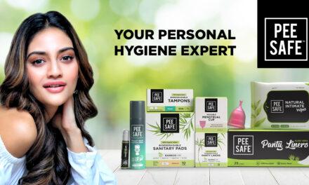 Pee Safe appoints Nusrat Jahan to promote Hygiene