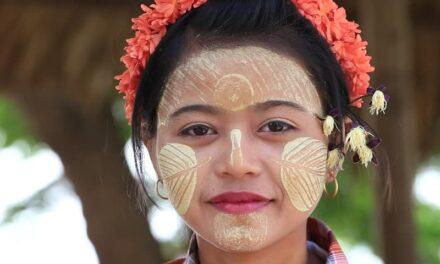 Burmese Thanaka – the All Natural Suncare
