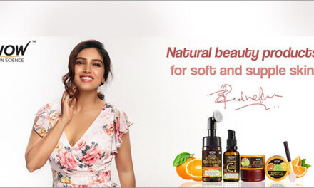 Bollywood actress Bhumi Pednekar is the face of Wow Skin Science