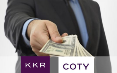 Coty confirms sale of  Professional Hair business to KKR