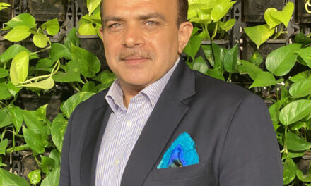 beauty industry veteran Vivek Bali joins enrich salon chain