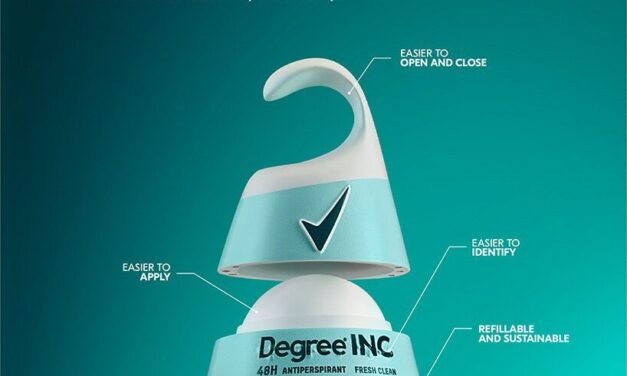 Unilever launches world's first Deodorant for people with disabilities